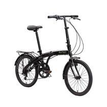"""Bicicleta dobrável Durban aro 20"""" de 6 velocidades Shimano e quadro de aço Eco+ -"""
