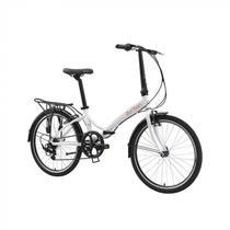 Bicicleta Dobravel Durban Aro 24 De 6 Velocidades Shimano E Quadro De Aluminio Rio Xl - Nautika
