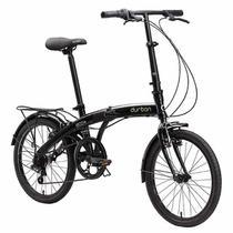 Bicicleta Dobrável DURBAN Eco+ Preto -