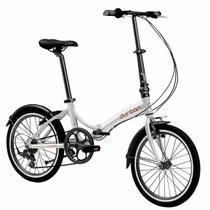 Bicicleta Dobrável DURBAN Rio Prata -