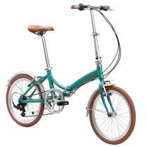 Bicicleta Dobrável DURBAN Rio Turquesa -
