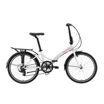 Bicicleta dobrável durban rio xl aro 24 -