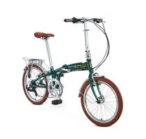 Bicicleta Dobrável DURBAN Sampa Pro Verde - Nautika