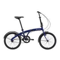 Bicicleta Dobravel ECO Azul - Durban -