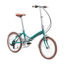 Bicicleta Dobravel Rio Turquesa - Durban -