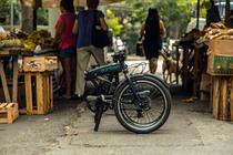 Bicicleta Dobravel Sampa Pro Azul - Durban -