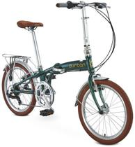 Bicicleta Dobravel Sampa Pro Verde - Durban - Nautika