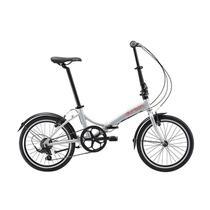 Bicicleta Durban Dobrável Rio Prata -