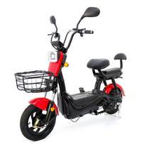 Bicicleta Elétrica 350w 48v 15ah Dell Chumbo - Ecobikes