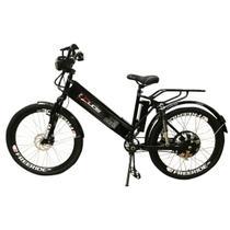 Bicicleta Elétrica Confort FULL 800W 48V 15Ah Cor Preta - Duos