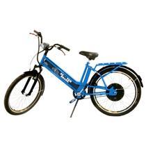 Bicicleta Elétrica Daytona 800W 48V 12Ah Azul - Duos