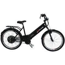 Bicicleta Elétrica Duos Confort  800W 48V 15Ah - Preta -