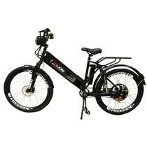 Bicicleta Elétrica Duos Confort Full 800w 48v 15ah, Preta -