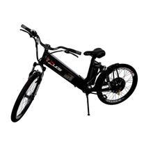Bicicleta Elétrica Duos Extreme 800w 48v 15ah Preta -
