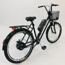 Bicicleta Elétrica Duos Flex 350w Lítio -