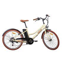Bicicleta Elétrica Miami Aro 26 Retrô 350W 7,8Ah  6V Shimano  - BI208 - Atrio