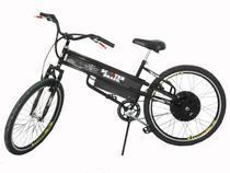 Bicicleta Elétrica Scooter Brasil MTBCPT Aro 26 - 3 Velocidades 800W