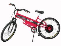 Bicicleta Elétrica Scooter Brasil MTBCVM Aro 26 - 3 Velocidades 800W
