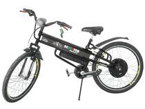 Bicicleta Elétrica Scooter Brasil Pró Aro 26 - Farol LED 3 Velocidades 800W