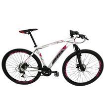 Bicicleta em Alumínio Aro 29 com 21 Marchas e Freio A Disco Mecânico - Ottus -