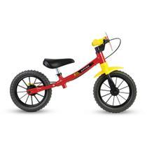 Bicicleta Equilíbrio Balance Bike Fast Sem Pedal - Nathor -