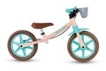 Bicicleta Equilíbrio Balance Bike Love Sem Pedal - Nathor -