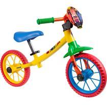 Bicicleta Equilibrio Sem Pedal Balance Bike Zigbim Caloi -