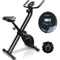 Bicicleta Ergométrica Dobravel Podiumfit Xb100 Magnetica -