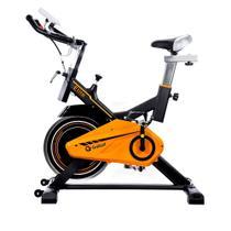 Bicicleta Ergométrica Gallant Elite Spinning até 110kg Mecânica -