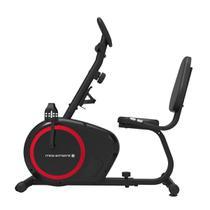 Bicicleta Ergométrica Horizontal H2 Display Lcd 3.5 Pol Movement -