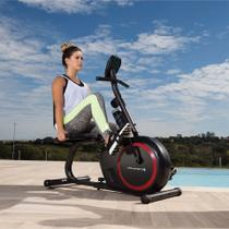 BICICLETA ERGOMETRICA Horizontal H2 Movement -
