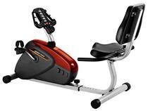 Bicicleta Ergométrica Horizontal Magnética Target - 8 Níveis de Esforço Display LCD 4 Funções