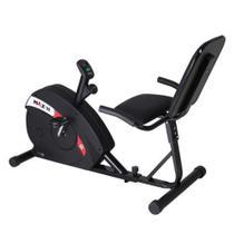 Bicicleta ergométrica horizontal max H Dream Fitness -