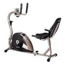 Bicicleta ergometrica horizontal mormaii drop 5000 h -