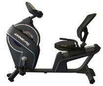 Bicicleta ergometrica horizontal preta 130kg oneal tp760 - O'Neal