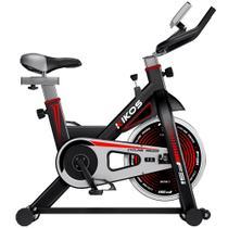 Bicicleta Ergométrica Kikos Spinning F5i Preto -