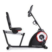 Bicicleta ergometrica magnética horizontal csx 235 proform - cd -