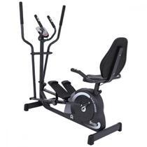 Bicicleta Ergométrica Magnética Horizontal e Vertical Dream Mag 5000 D -