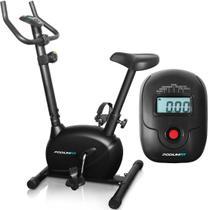 Bicicleta Ergométrica Podiumfit V100 Magnética 8 Cargas -