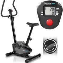 Bicicleta Ergométrica Podiumfit V50 Silenciosa Control Carga -