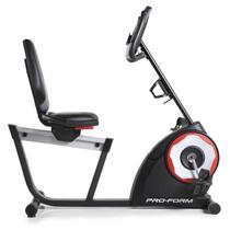 Bicicleta Ergometrica Proform Horizontal CSX 235 com DIsplay LCD -