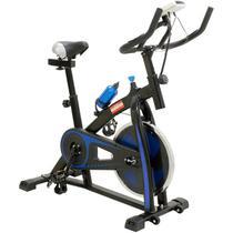 Bicicleta Ergométrica Spinning 8kg com Monitor - Nagano