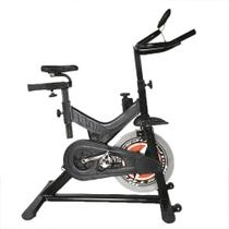 Bicicleta Ergométrica Spinning Spider Pro Ahead Sports -