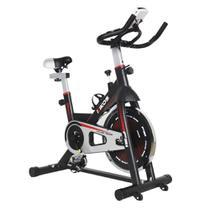 Bicicleta Ergométrica Vertical Spinning Kikos BF5I até 120Kg -