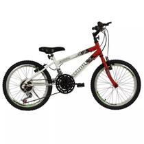 Bicicleta evolution aro 20 mtb 18 marchas masculina athor - cd -