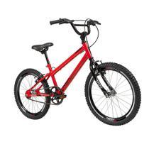 Bicicleta Expert Aro 20 Vermelha 1 UN Caloi -
