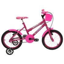 Bicicleta Feminina Aro 16 Fadinha 310008 - Cairu