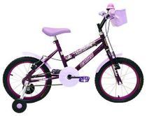 Bicicleta Feminina Aro 16  - Violeta - Cairu