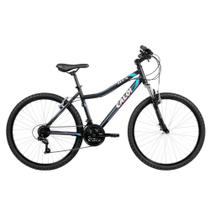 Bicicleta Feminina Aro 26 Caloi Htx Alumínio 21v Câmbio Shimano -