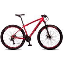 Bicicleta Feminina Aro 29 Dropp Rs1 21v Shimano Tamanho 17 M Suspensão com Trava -